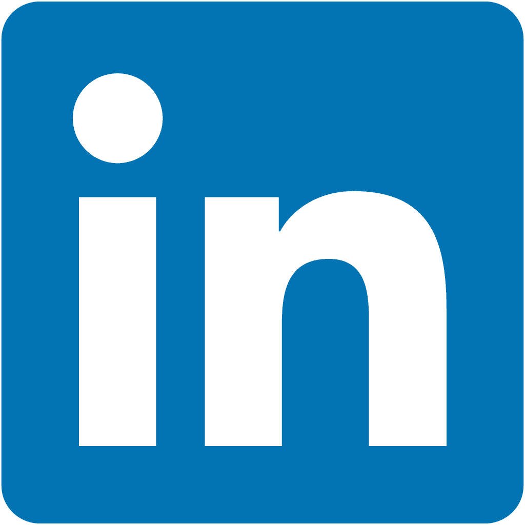 logotyp linked in