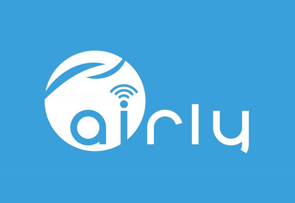 logotyp airly