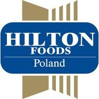 Logotyp firmy Hilton Foods