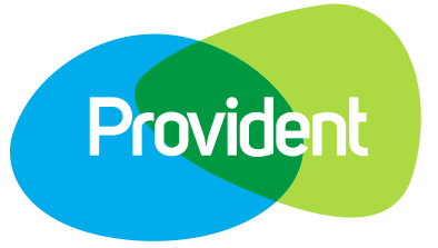 Logo firmy Provident