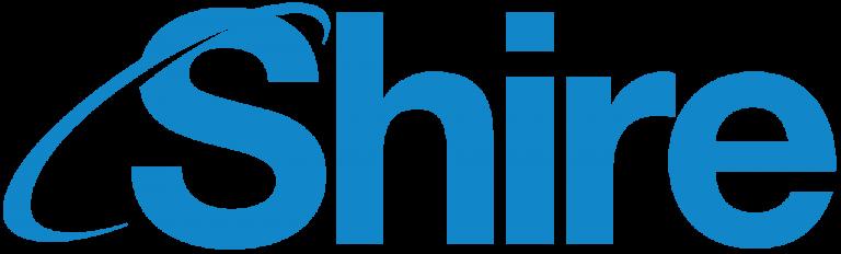 Logotyp firmy Shire