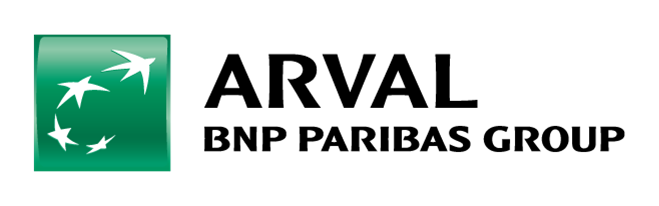 Logo Arval BNP Paribas
