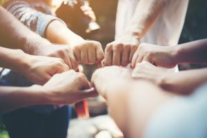 zaangażowany zespół pracowników - pltforma benefit