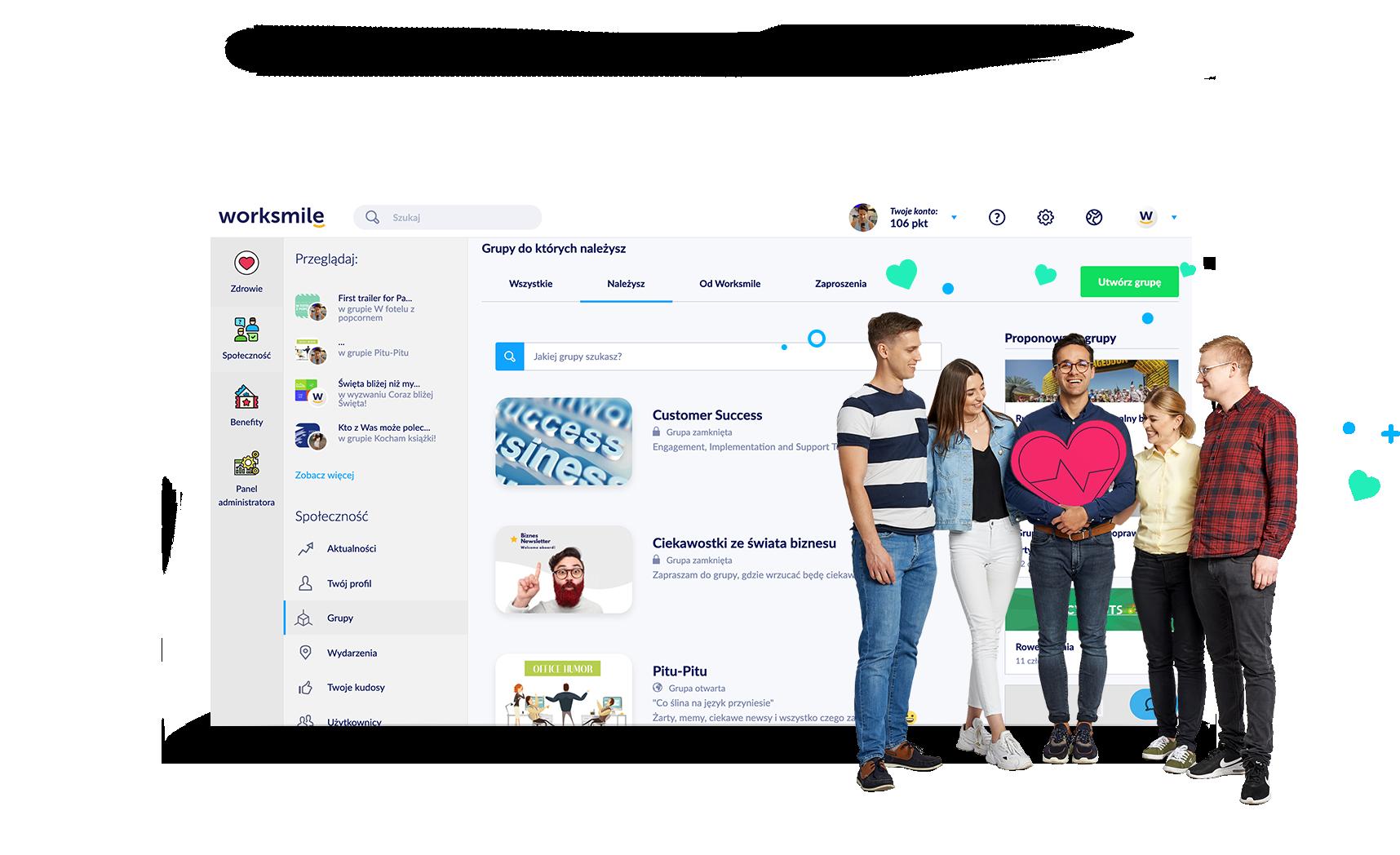 Zadbaj o komunikację wewnętrzną w firmie - Worksmile