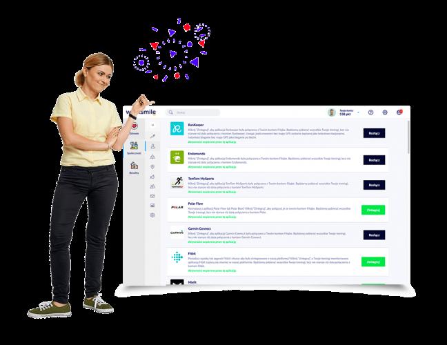 Integracja API - połączenie z używanymi programami i zewnętrznymi aplikacjami