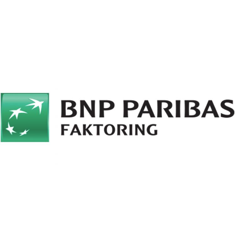 Logo BGŻ BNP Paribas Faktoring